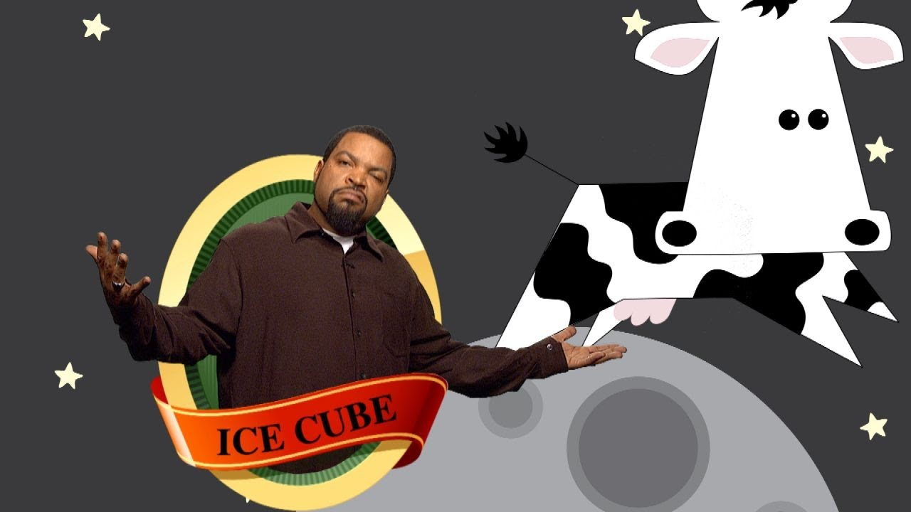 Ice Cube Adds His Twist To 'Goodnight Moon'