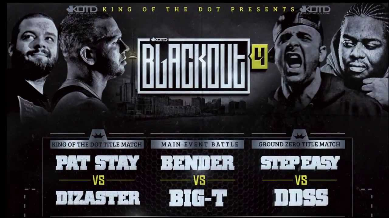 King Of The Dot – #Blackout4 (Official Event Trailer)