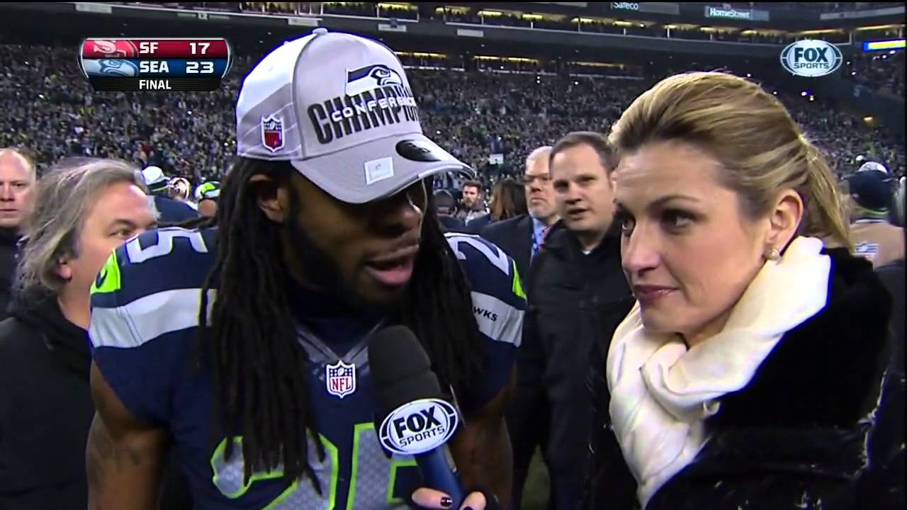 Sherman Calls Out Crabtree After Big Win