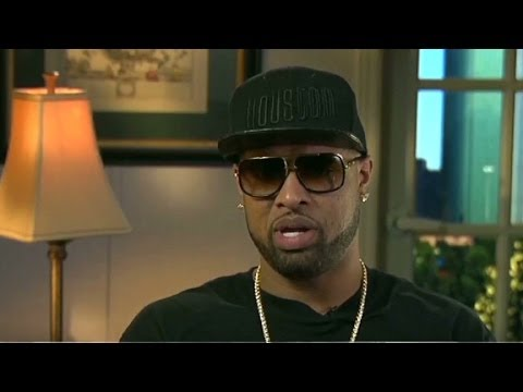 "Slim Thug Breaks Down The Word ""Thug"" On CNN"