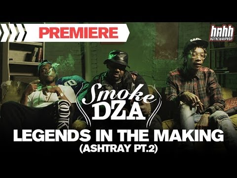 Smoke DZA – Legends In The Making (Ashtray Part 2)