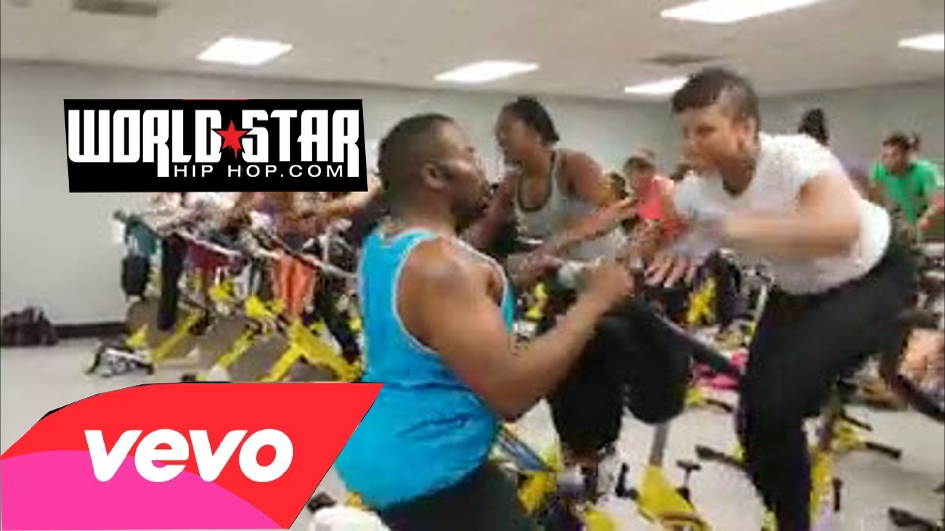 "Spin Class Turns Up To Lil Boosie's ""Wipe Me Down"""