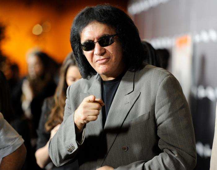 Gene Simmons: Hip Hop Doesn't Belong in the Rock and Roll Hall of Fame