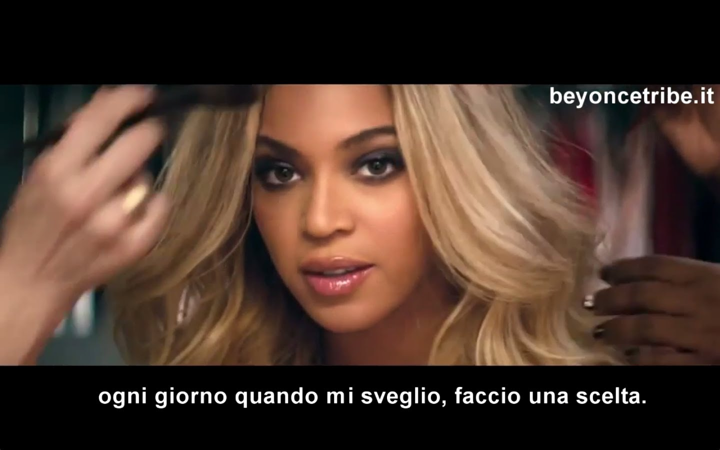 """Beyonce """"Get Going"""" Toyota Commercial"""