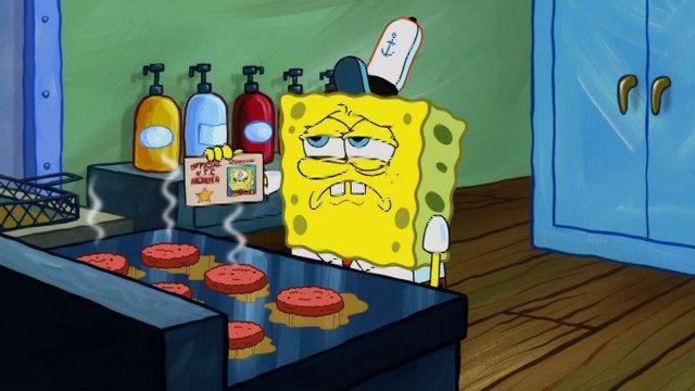 Biz Markie Voices SpongeBob SquarePants Character