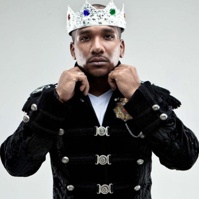 "CyHi The Prynce ""The Backroom"" Freestyle"