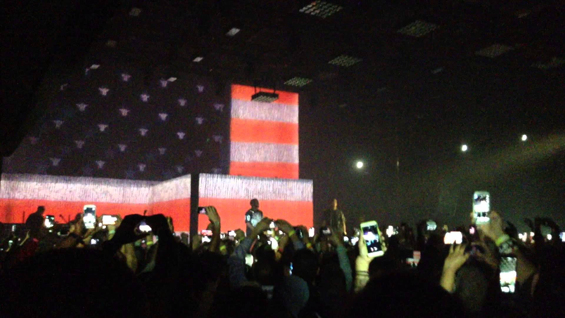 Jay Z & Kanye West Perform At SXSW