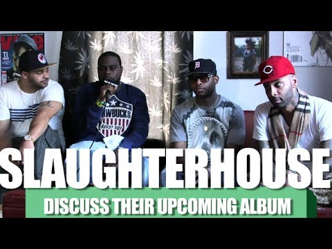 Slaughterhouse Speak On Upcoming Album