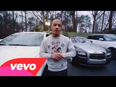 VEVO's Let It Ride: T.I.