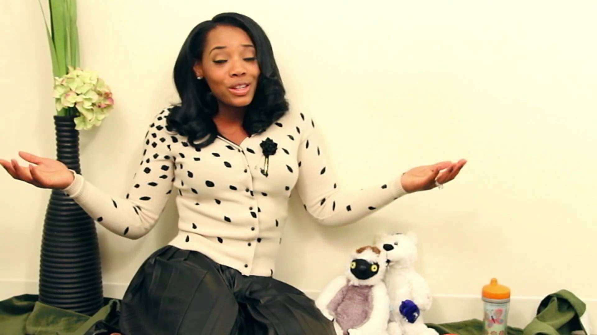 Yandy Smith Urges Fans To Get Obamacare