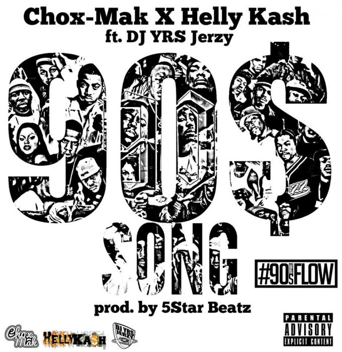 Chox-Mak & Helly Kash Ft. DJ YRS Jerzy – 90$ Song (Prod. By 5 Star Beatz)