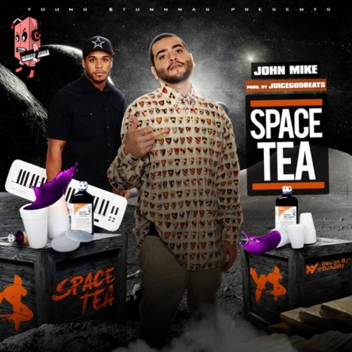 JOHN MiKE – SpaceTea