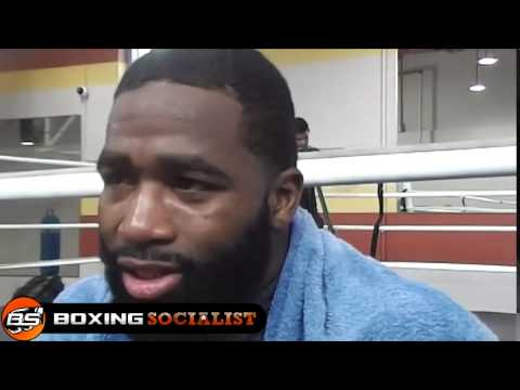 Adrien Broner Say He Will Fight Manny Pacquiao At Any Weight Class