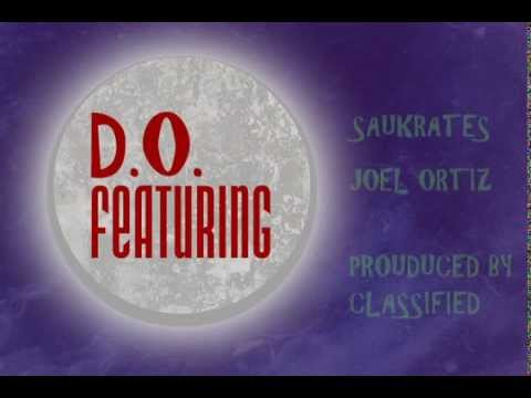 D.O. Feat. Joell Ortiz & Saukrates – Capture The Moonlight