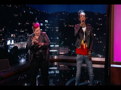 Wiz Khalifa Leads Sign Language Rap Battle