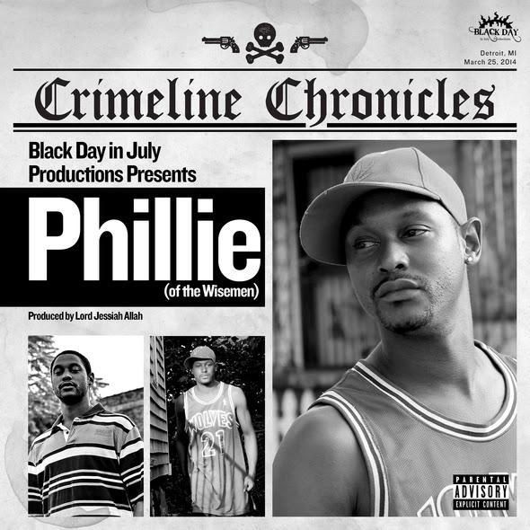 Phillie & Lord Jessiah Allah – Crimeline Chronicles