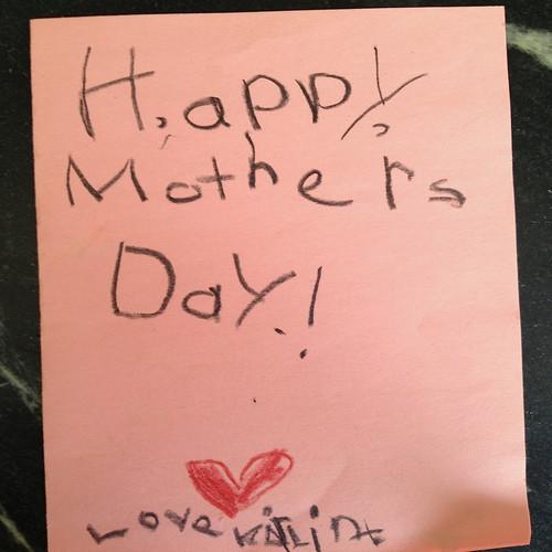 Visual Poetics – Happy Mother's Day