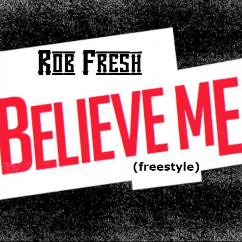 Believe Me Artwork