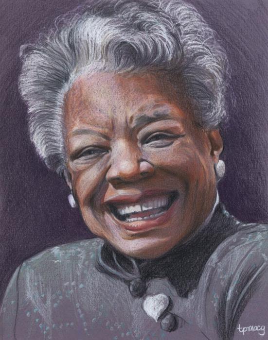 Devine Carama Feat. Talor Hall – A Phenomenal Woman (Maya Angelou Tribute)