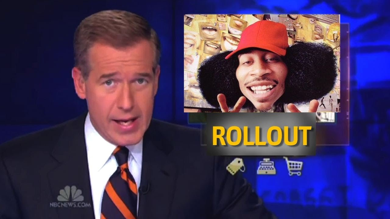 "Brian Williams Raps Ludacris' ""Rollout (My Business)"""