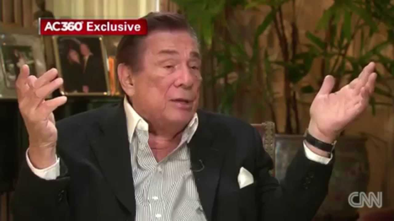 Donald Sterling Says Magic Johnson Hasn't Done Anything For Black People