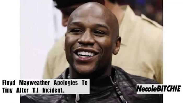 Floyd Mayweather Talks T.I. Fight & Apologizes To Tiny [Audio]
