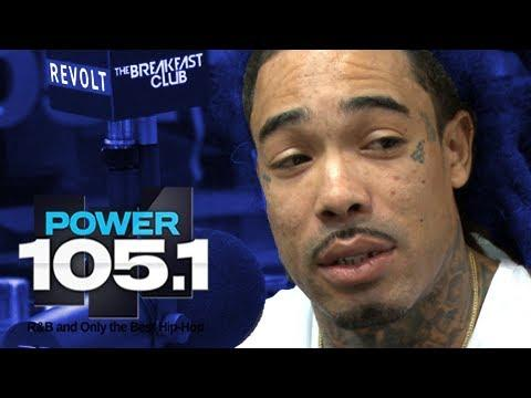 Gunplay Interview With The Breakfast Club