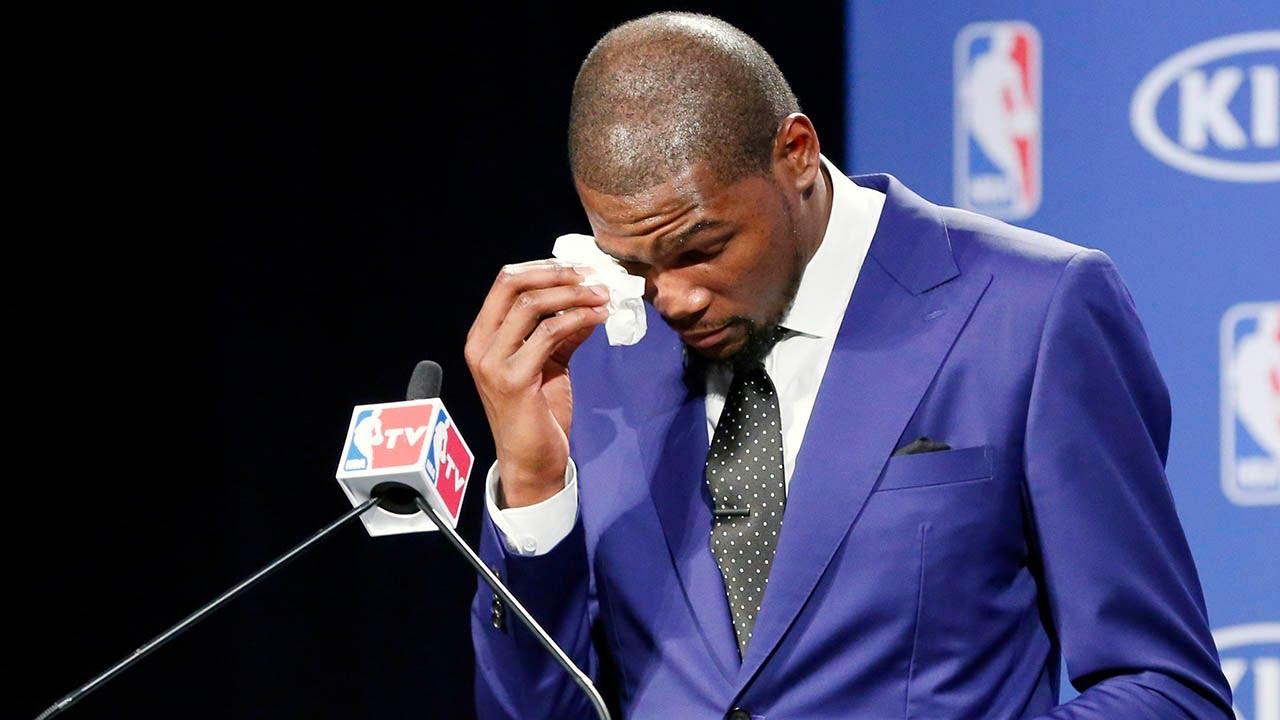 Kevin Durant 2014 NBA MVP Acceptance Speech
