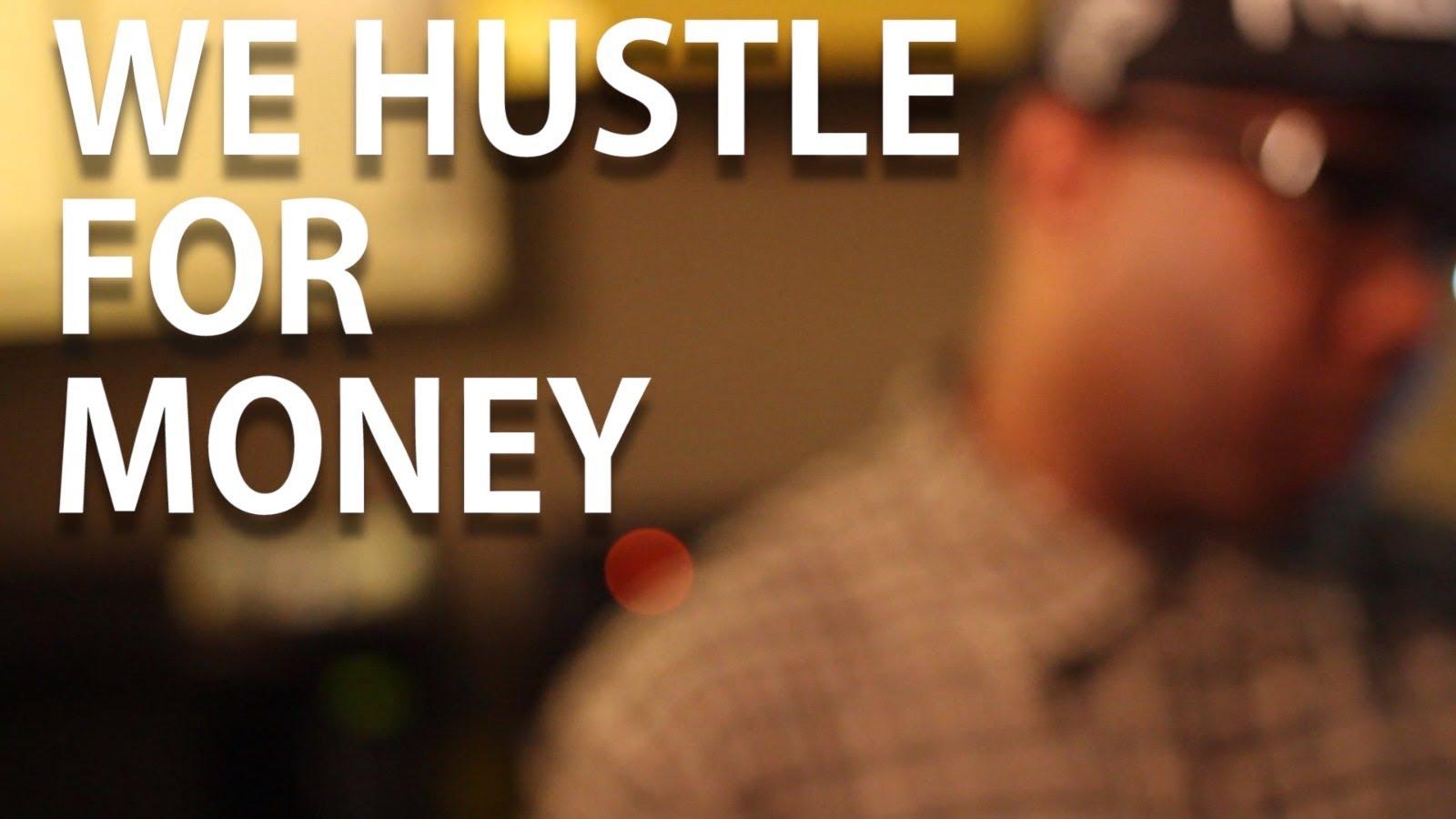 Marc Decoca – We Hustle for Money