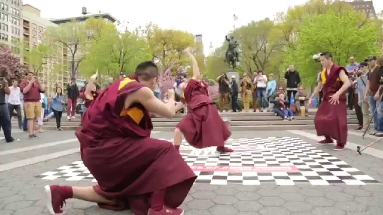 'Monks' Pay Tribute To Adam Yauch By Breakdancing