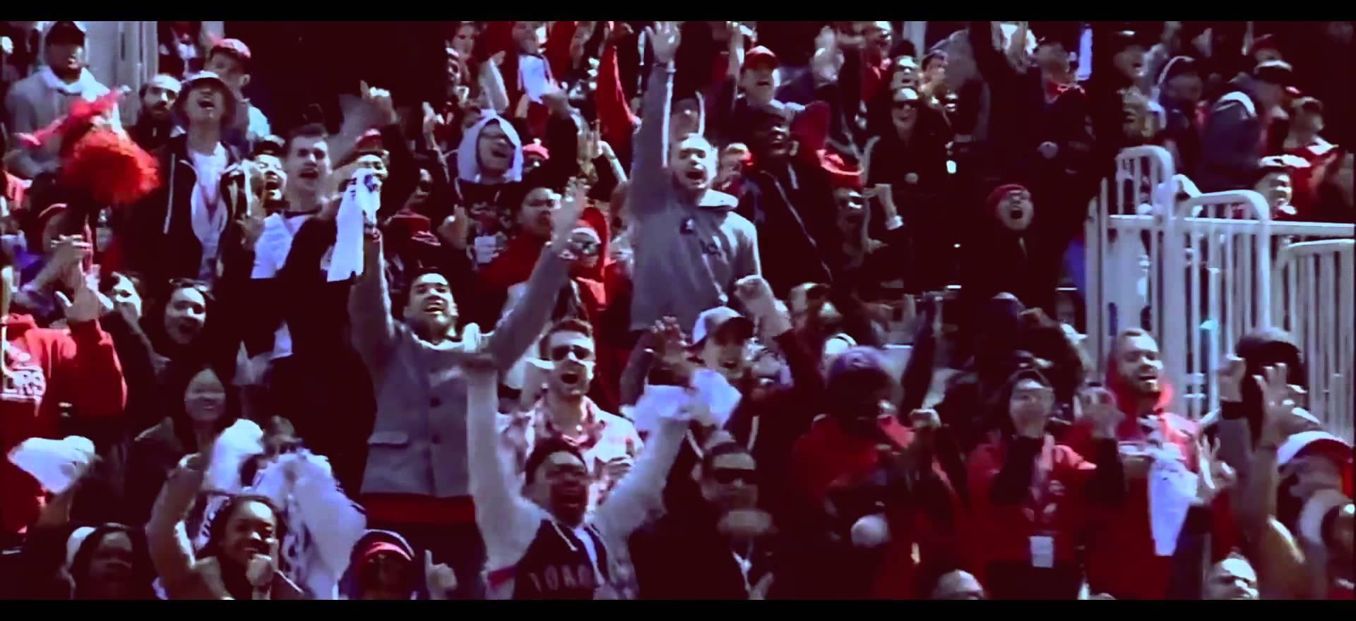Peter Jackson – Welcome To Jurassic Park [Toronto Raptors Playoff Tribute]