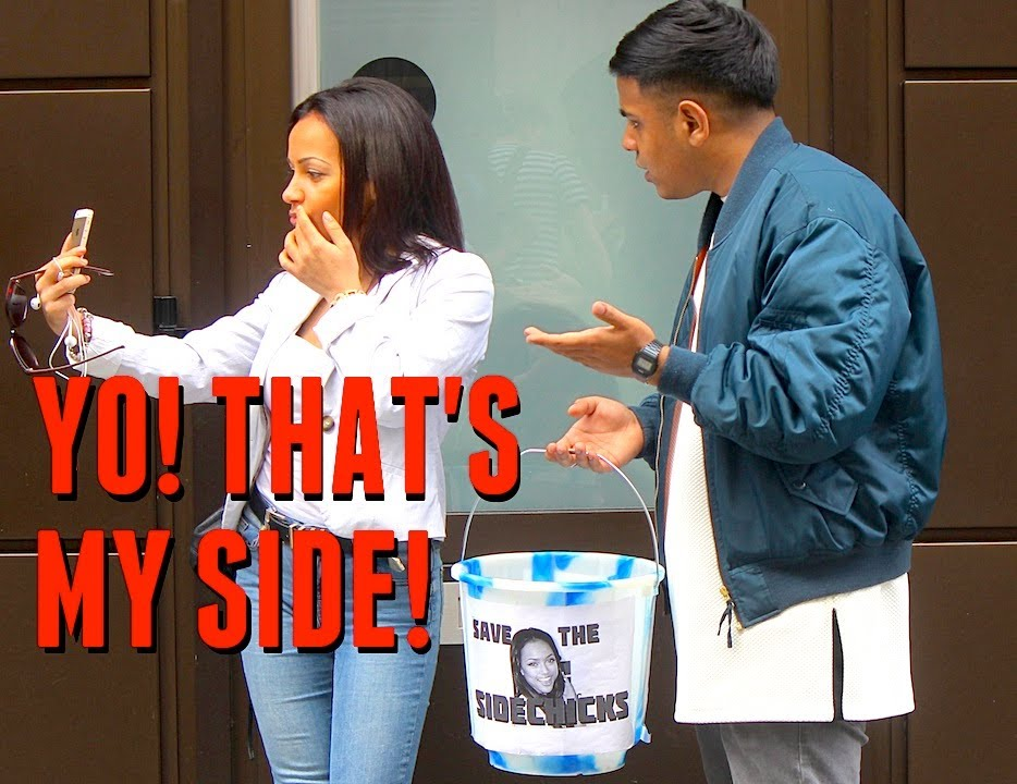 'YO! That's My Girl' – Public Prank Series