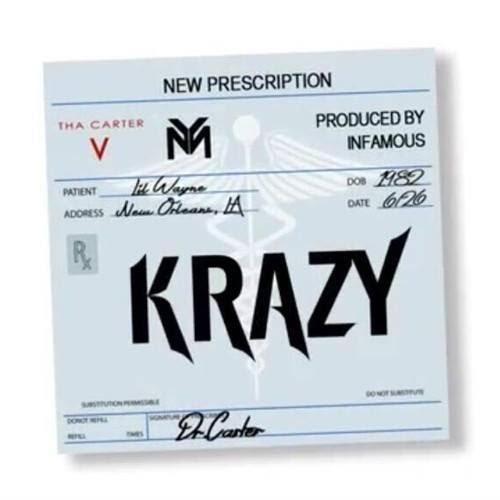 Lil Wayne – Krazy [Download]