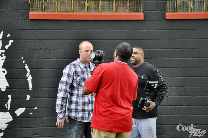 Sky 7th – [Moment Of Truth] Music Video Shoot [PHOTOS]
