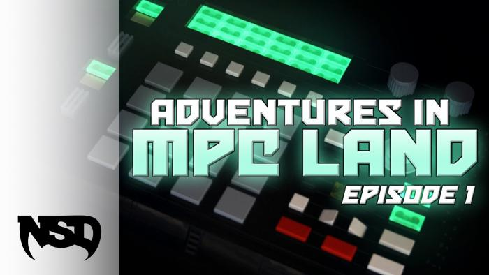 Adventures In Mpc Land Ep. 1 (Feat. Interstate Mook)