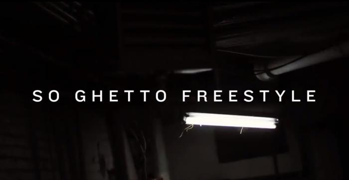 Blicky – So Ghetto (Freestyle) [VMG Approved]