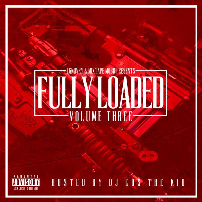 Dj Cos The Kid – Fully Loaded Vol. 3