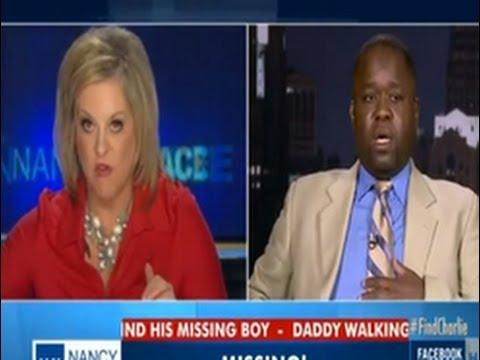 Nancy Grace Tells Father That His Missing Son Has Been Found In His Basement Live On The Air