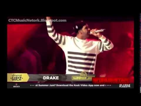 Nicki Minaj, Drake & Lil Wayne Hot 97 Summer Jam 2014 Set