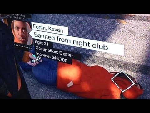 """""""Watch Dogs"""" Video Game References Trayvon Martin"""