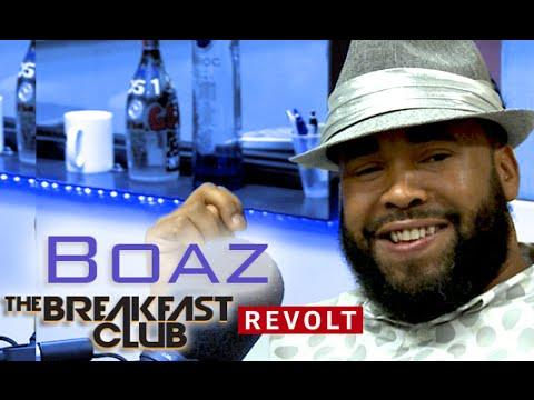 Boaz Interview With The Breakfast Club