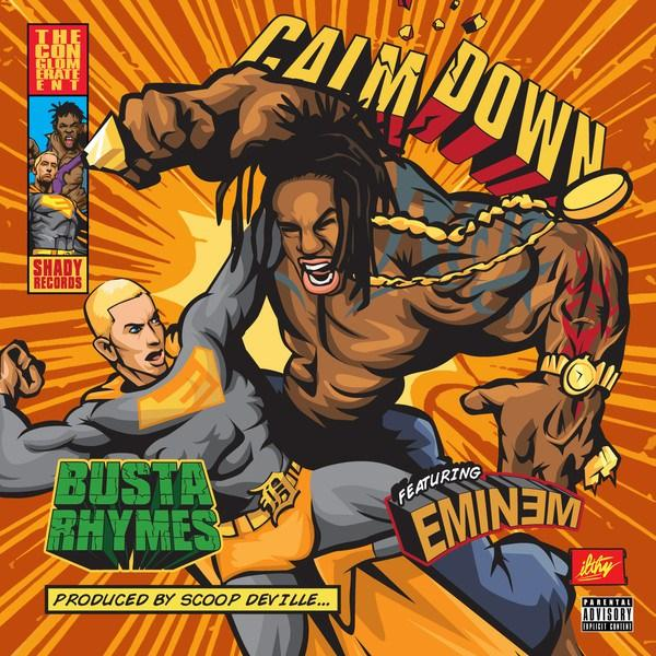 Busta Rhymes Feat. Eminem – Calm Down (Audio) [VMG Approved]