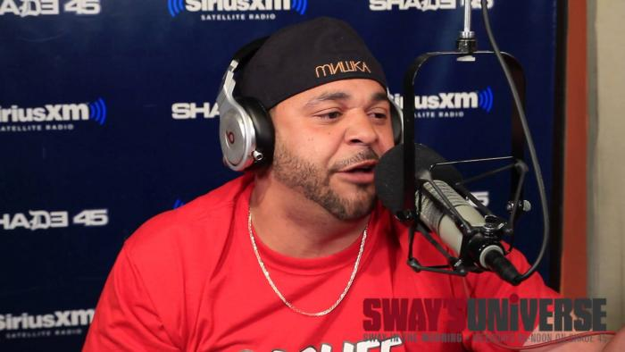 Joell Ortiz – Sway in the Morning [Freestyle]