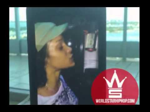 Joseline Hernandez (Of Love & Hip Hop) High AF In The Studio