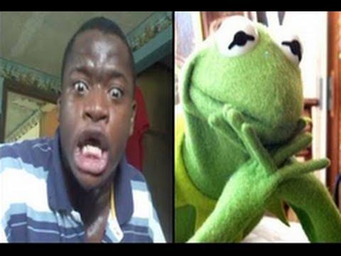 Random Rapper Is Dead Azz Serious With This Freestyle Dissing Kermit The Frog