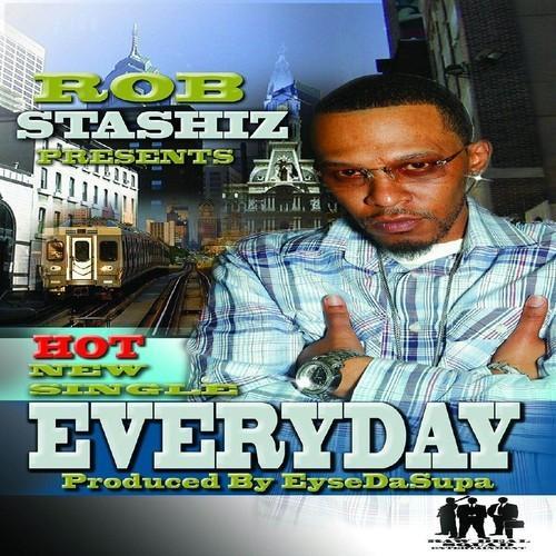 Rob Stashiz – Everyday