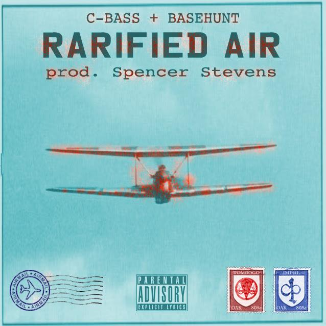 C-Bass x BaseHunt – Rarified Air