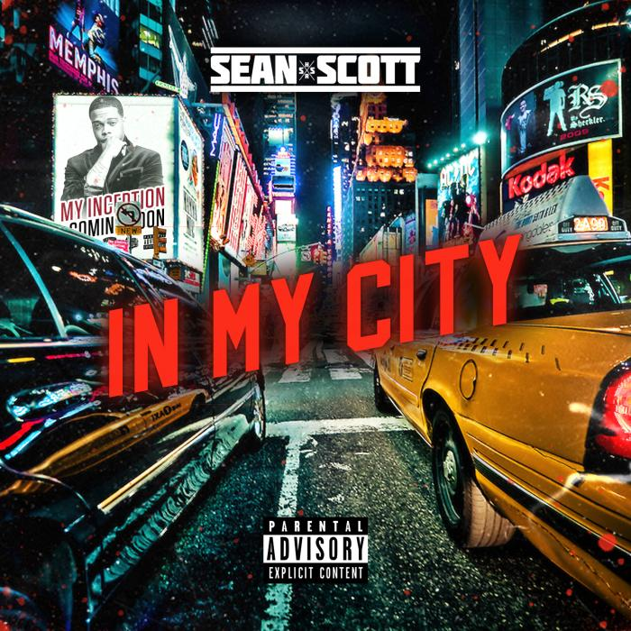 Sean Scott – In My City (Blog Cover)