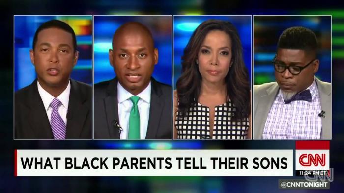 David Banner & A Panel Discuss Raising Black Children & Black Teen Violence In America On CNN
