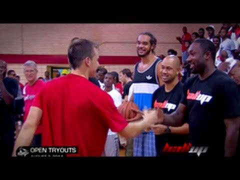 Joakim Noah and Gilbert Arenas Coach Chi-Town's Finest Against Ball Up